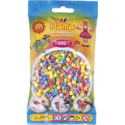 Hama 1000 perline pastello