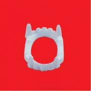 Dentiera doppia in Plastica flessibile