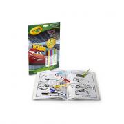 Album attivita' coloring cars 3