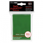 Busta 60 proteggi carte verde smeraldo