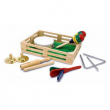 Set strumenti musicali in legno