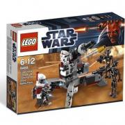 "9488 Lego Star Wars "" Elite Clone Trooper & Commando Droid"" 6-12"