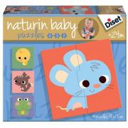 Naturin Baby Puzzle Topolino Diset