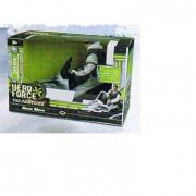 Hero Force Artic moto con personaggio 25 cm