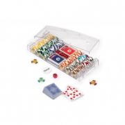 Astuccio Plex 300 Poker Chips