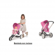 Passeggino per bambole Bebe' Confort