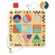 Ludigraphic Puzzle in legno Djeco