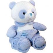 Panda bebe' azzurro in pigiama