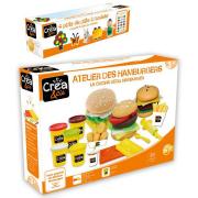 Hamburger confezione pasta da modellare