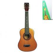 Chitarra in legno classica 60cm