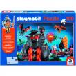 Puzzle Nel paese dei Draghi Playmobil 100 pezzi