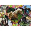 Puzzle cavalli 100 pezzi