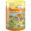 Salvadanaio puzzle fattoria
