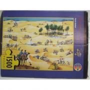 Puzzle Blachon Paris-Dakar 1500 pezzi