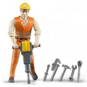 BWorld 60020 - Uomo con martello pneumatico