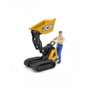BWorld 62004 - Escavatore Jcb dumpster htd