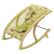 Sdraietta bebè in legno Roba Baumann