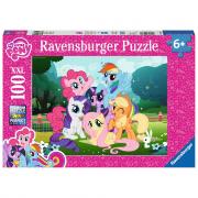 """Puzzle """"My little pony"""" 100 pezzi"""