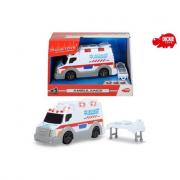 Ambulanza dickie 15cm