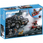 Unita' tattica playmobil 5647
