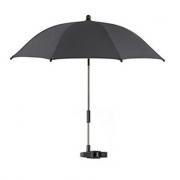 Ombrellino parasole per passeggino bebe' nero