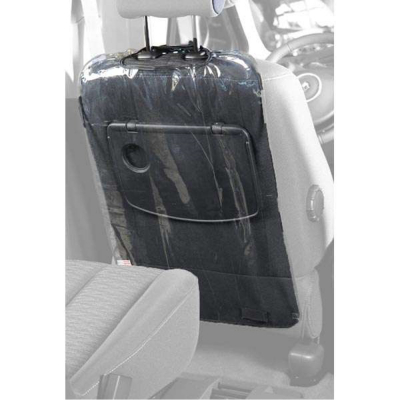 Telo in plastica proteggi sedile trasparente