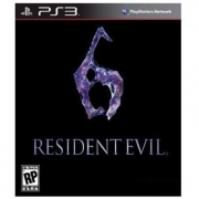 Resident Evil 6 Playstation 3