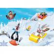 """Puzzle Maxi """"Looney Tunes - La discesa"""" 24 pezzi"""