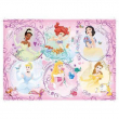 """Puzzle Giganti """"Principesse Disney"""" 60 pezzi"""