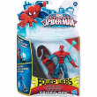 Spiderman ultimate action 10cm