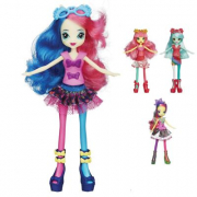 Bambole Equestria girls rainbow rock