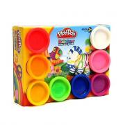 Rainbow starter set playdoh