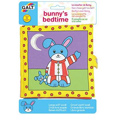 Grande libro in stoffa coniglio