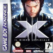 Game Boy Advance - X-Men 3 Il Gioco Ufficiale