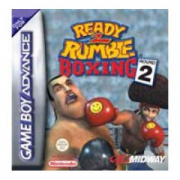 Game Boy Advance - Ready 2 Rumble Boxing Round 2