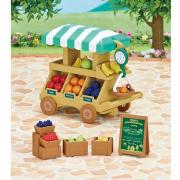 Carretto vendita frutta Sylvanian Families