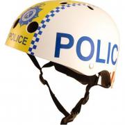 Casco Kiddimoto Police medium