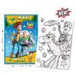 Maxi Pagine da Colorare Toy Story