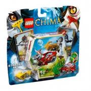 70113 Lego Chima - Battaglie di Chi 6-12 anni