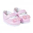 Scarpette rosa con fiochetto bianco bambole Corolle cm. 36