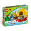 5654 Lego Duplo Campeggio sul lago 2 - 5 anni