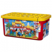 MegaBloks Maxi Box Fattoria 95 pz 1-5 anni