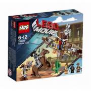 70800 Lego Movie - Fuga Sull'aliante 6-12 anni