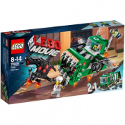 70805 Lego Movie - Divora spazzatura 8-14 anni