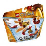 70155 Lego Chima - Fossa infernale 7-14 anni