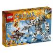 70223 Lego Chima L'artiglio trivella di icebite 8-14 anni
