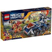 Il Porta-torre di Axl Lego Nexo Knights 70322