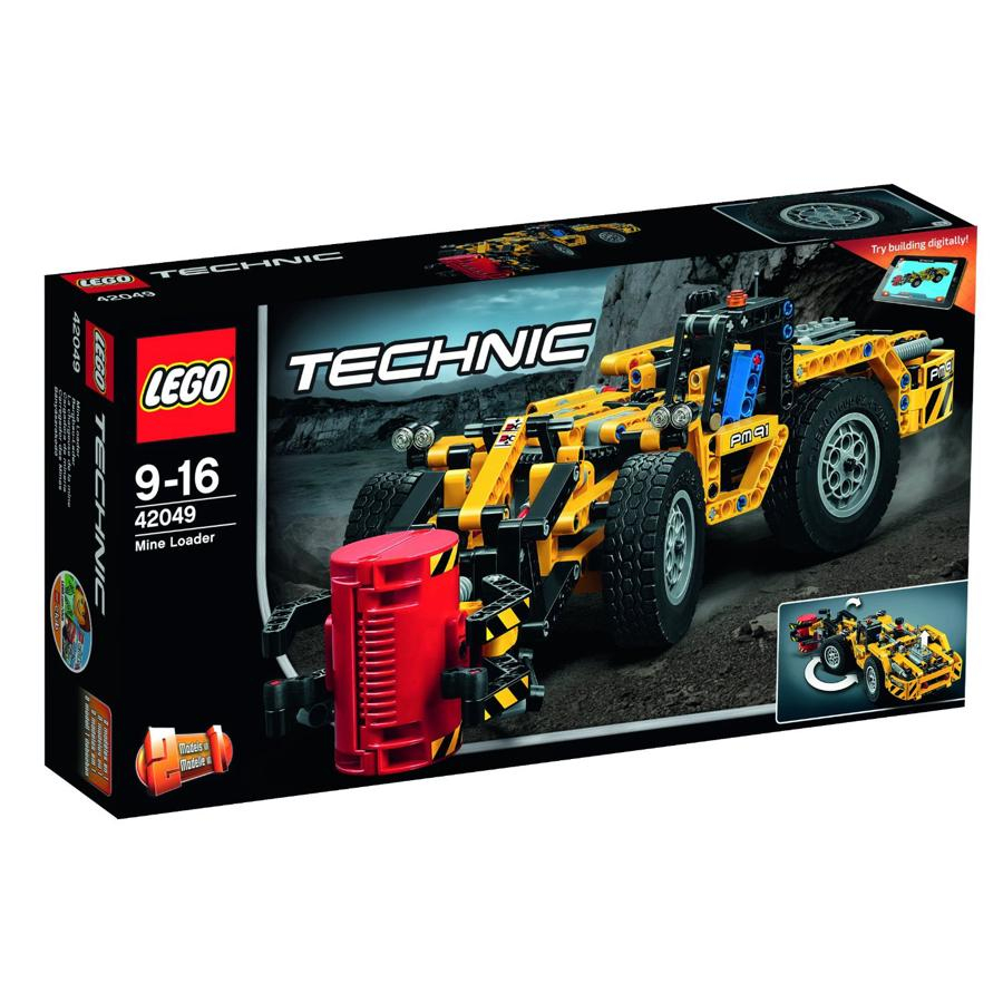 42049 lego technic carica mine 9 16 anni giochi giocattoli. Black Bedroom Furniture Sets. Home Design Ideas