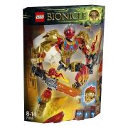 71308 Lego Bionicle Tahu Unificatore del fuoco 8-14 anni