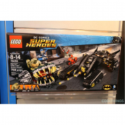 Lego 76055 Batman e killer croc fogna smash